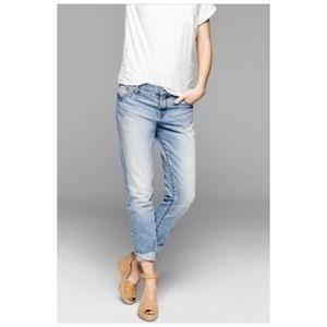 GAP Sexy Boyfriend Calvind Wash Jeans 27R